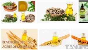 Beneficios Del Aceite De Moringa Para Tu Salud