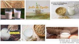 Efectos físicos de la leche de espelta