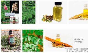 Usos Cosméticos Del Aceite De Moringa