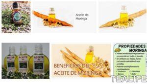Usos Medicinales Del Aceite De Moringa