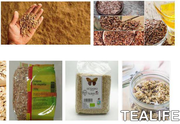 Usos medicinales de la espelta hinchada