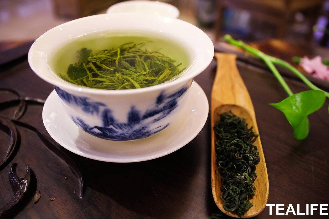 té verde sin teína